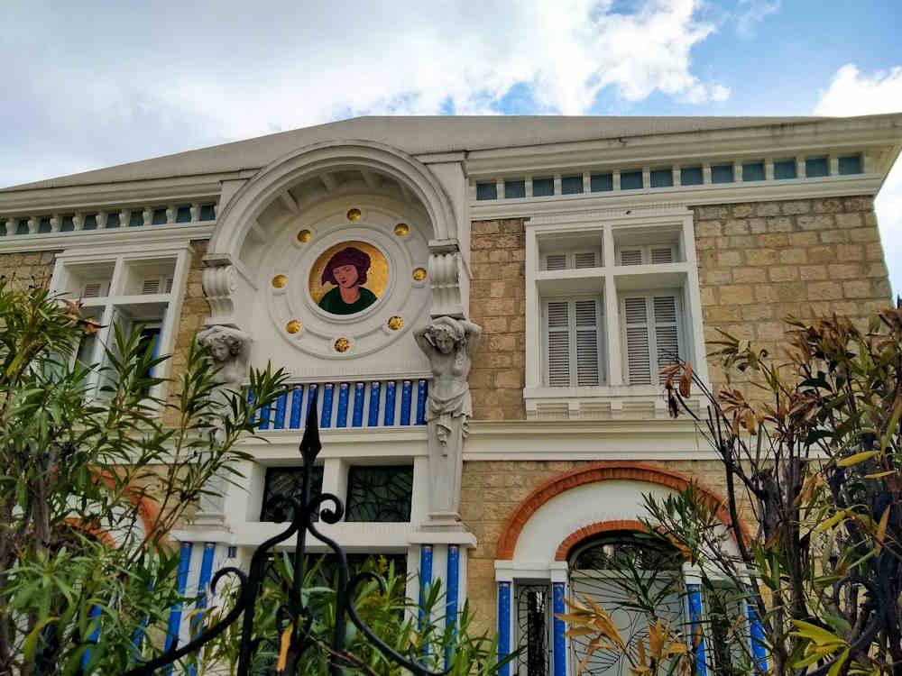 Villa in Cimiez