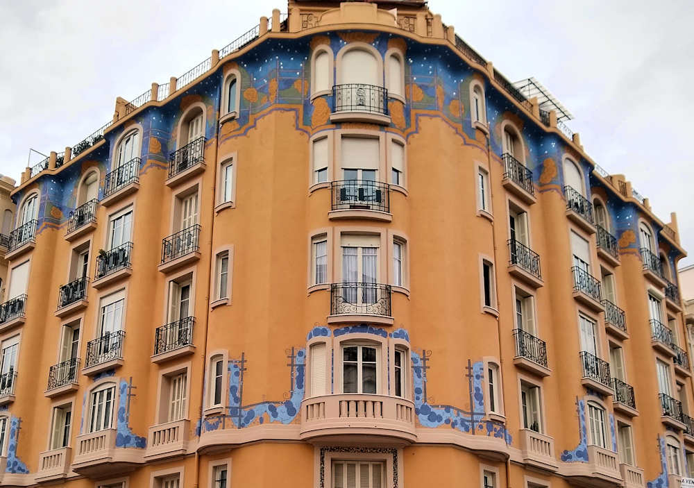 La Pergola: an Art Deco masterpiece in the Quartier des Musiciens