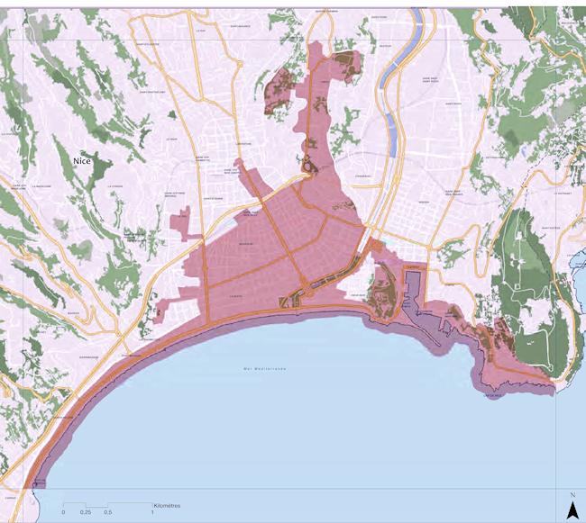 Unesco-protected zone